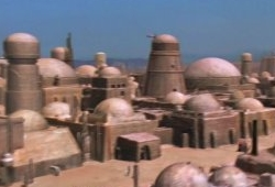 Tatooine - Outer Curved Street