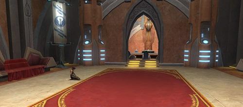 Tython - Temple Jedi