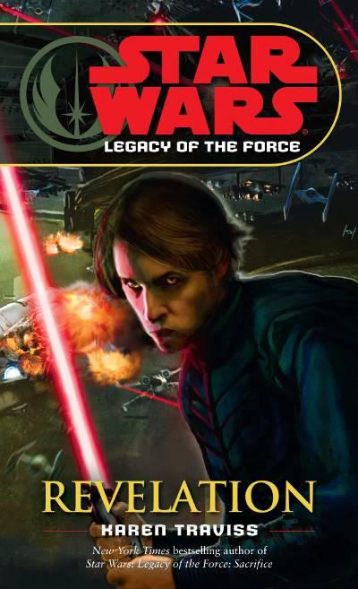 L'Héritage de la Force 08 - Révélation