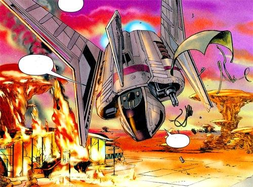 Bogden 3 - Centre de formation Jedi