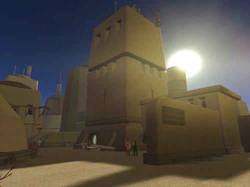 Tatooine - Bureaux de la Czerka