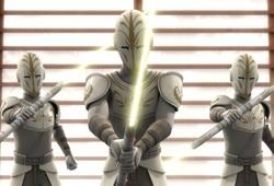 Garde du temple Jedi