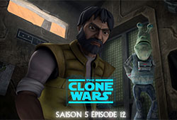 The Clone Wars S05E12 - Port� disparu