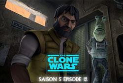 The Clone Wars S05E12 - Porté disparu