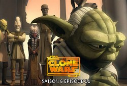 The Clone Wars S06E11 - Les Voix
