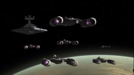 Rebels S03E01 et S03E02 - Au cœur des ténèbres