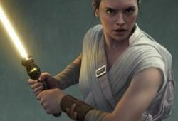 Sabre laser de Rey