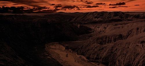 Tatooine - Plaines du Jundland