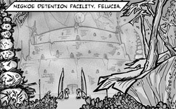 Felucia - Centre de détention de Nigkoe