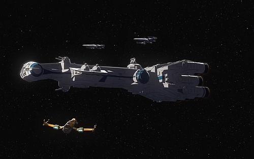 Star Wars Resistance - S01E11 - Exploration clandestine