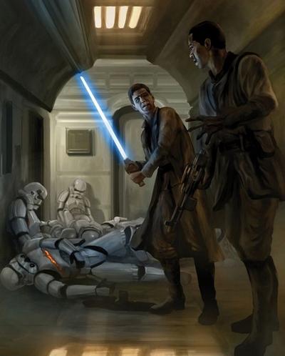 Les Nuits de Coruscant Vol.1 : Crépuscule Jedi