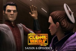 The Clone Wars S06E05 - Une vieille connaissance