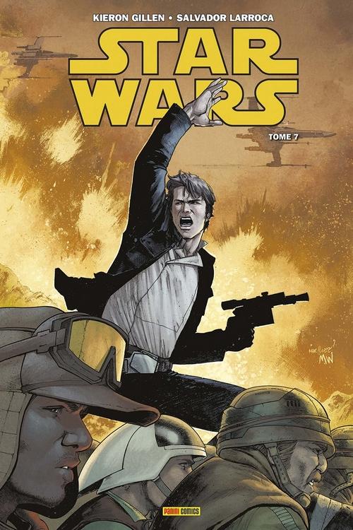 Star Wars - 7. Les cendres de Jedha
