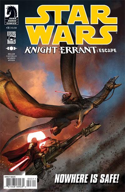 Knight Errant 13 : Escape 03