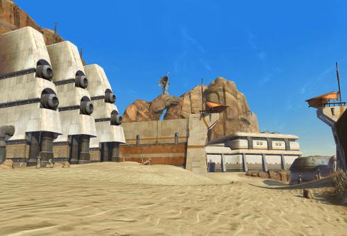 Duel sur Tatooine [-3 640]