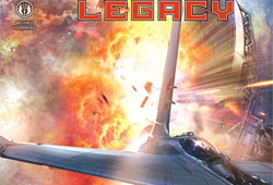 Legacy Volume II #05 - Prisoner of the Floating World, Part 5