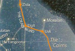 Route Morte