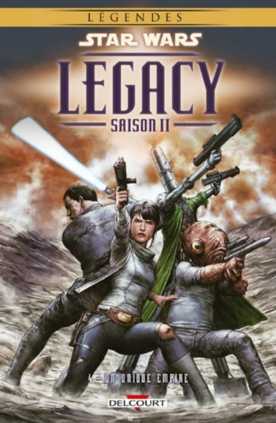 Legacy II, Vol. 4 : Un Unique Empire