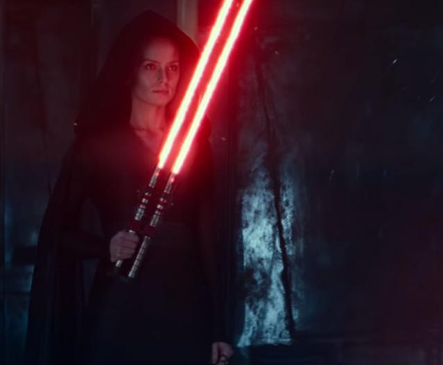 """NEUF!!! Star Wars The Force Réveille 19/"""" Rey avec sabre laser Big-Figues difficile à trouver"""