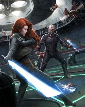 Le Nouvel Ordre Jedi Vol. 01 : Vecteur Prime