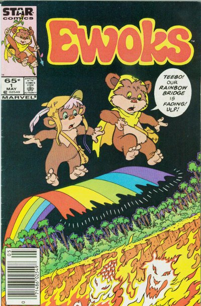 Ewoks #01 - The Rainbow Bridge