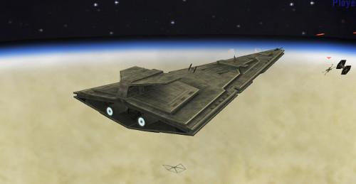 Croiseur lourd de classe Vindicator