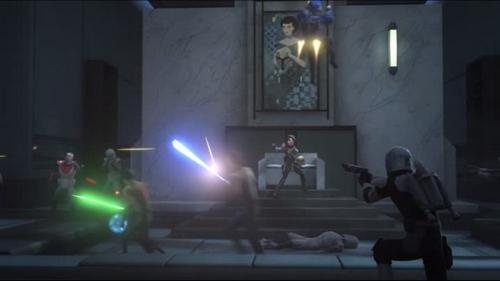 Rebels S03E16 - L'Héritage de Mandalore