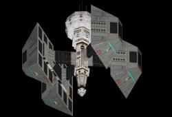 Complexe de Fabrication Spatial X-7