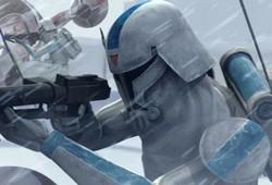 Soldat clone : Soldat du froid