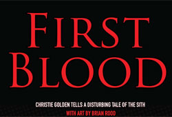 Le Destin des Jedi Vol. 02,5 : First Blood