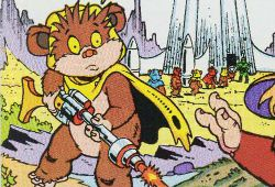 Ewoks #14 – King for a Day