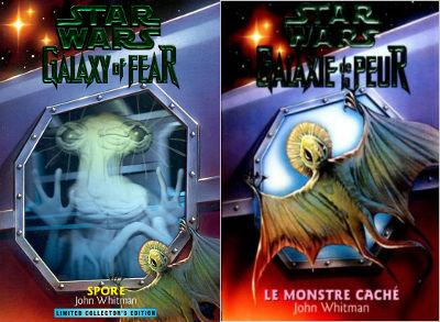 Galaxie de la peur Vol.09 - Le monstre caché