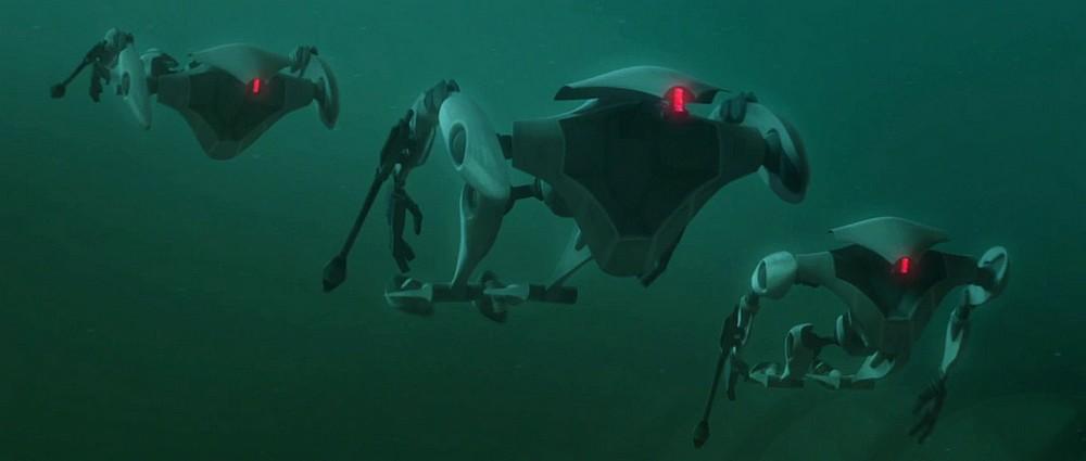 Droïdes Aqua