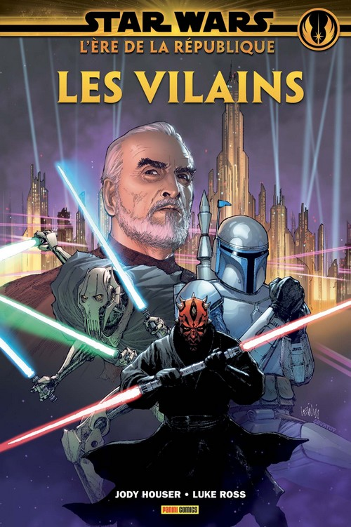 Ère de la République - Les Vilains