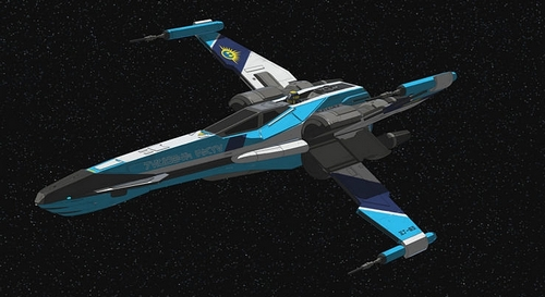 X-Wing T-85