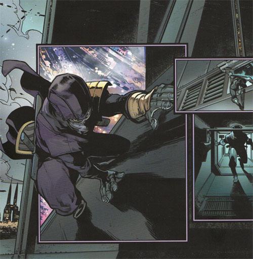Attaque contre le Temple Jedi [-19]