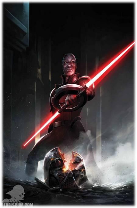 Dark Vador, Le Seigneur Noir des Sith - 1. L'élu