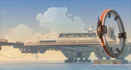 Station Colossus