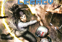Legacy Volume II #13 - Wanted : Ania Solo, Part 3