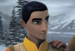Ezra Bridger