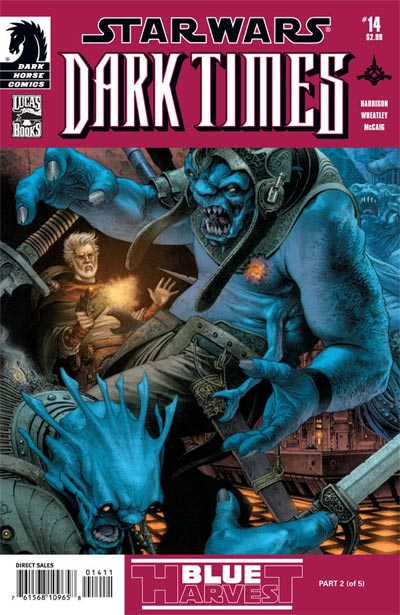 Dark Times #14 - Blue Harvest #02
