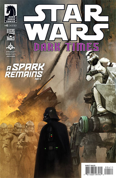 Dark Times #31 - A Spark Remains #04