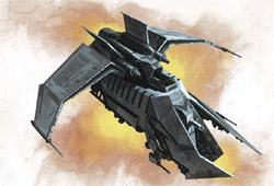 Airspeeder d'exécution impérial NN-01