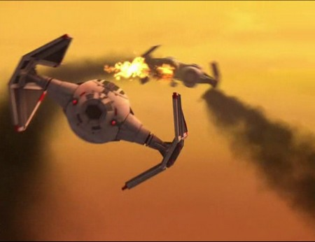 Rebels S03E04 - Cadets en danger