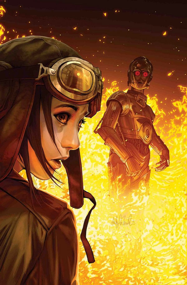 Docteur Aphra (2016) - 4. Un Plan Catastrophique