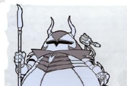Armure de Hutt � carapace