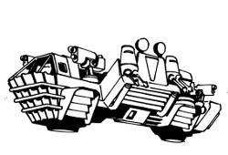V�hicule anti-�meute Strikebreaker