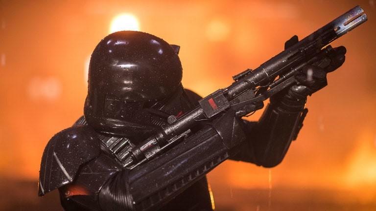 Fusil blaster E-11D