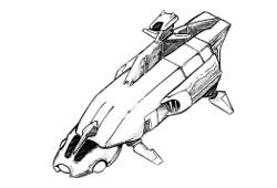 Transport sous-marin Urukaab