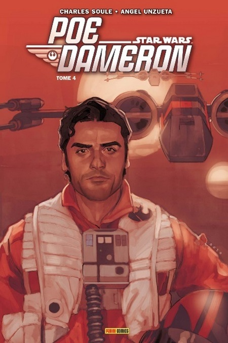 Poe Dameron - 4. Disparition d'une légende